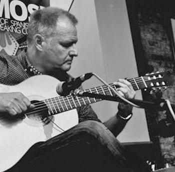 Colin Black - Flamenco Guitarist