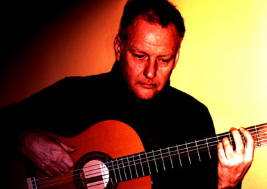 Colin Black - Flamenco Guitarist