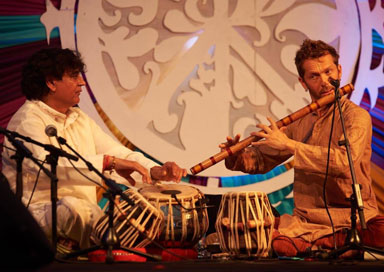 The Bansuri & Tabla Duo picture