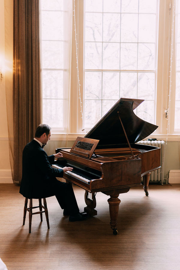 The Southampton Pianist - Pianist