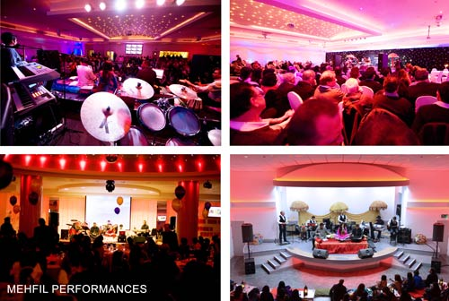 The London Bollywood Group - Bollywood Band