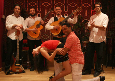 The Spanish Party Band - Latin Band