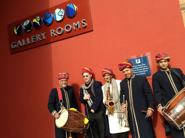 The London Baja Band - Baja Band