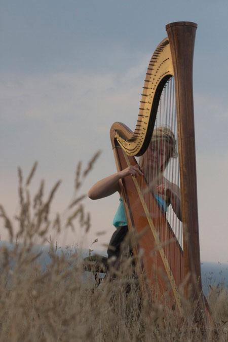 The Yorkshire Harpist - Wedding Harpist