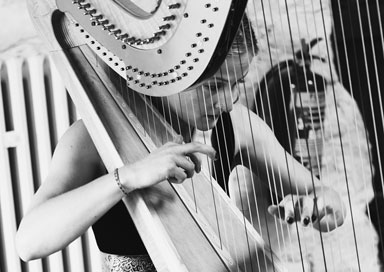 The Yorkshire Harpist - Wedding Harpist