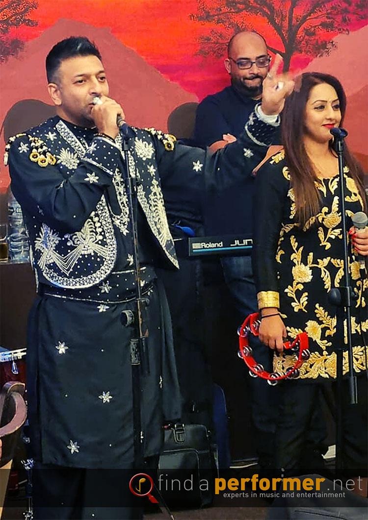 The Bhangra Mini Live Band - Live Bhangra Group with DJ