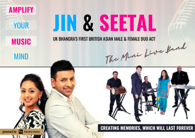 The Bhangra Mini Live Band - Live Bhangra Group with DJ