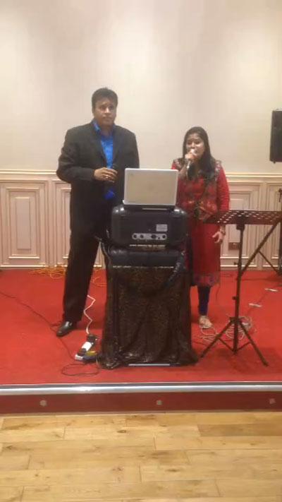 The Bollywood Singer - Bollywood Singer