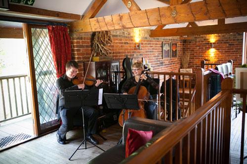 The String Cover Duo - Violin/Cello Instrumental Pop Cover Duo