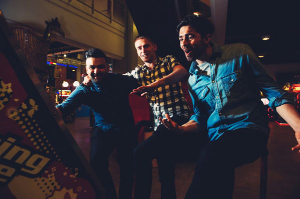 High Fidelity - Rock, Pop Covers Band