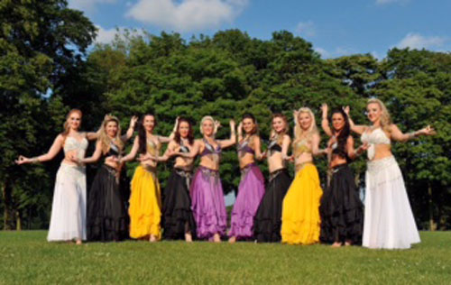 The Leicestershire Bollywood Dancers - Bollywood Dancers