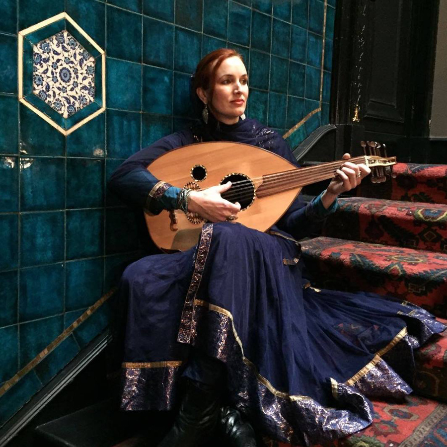 The Sussex Oud Player - Oud Player & Singer