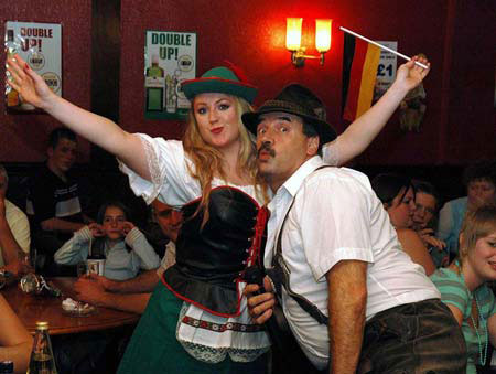 The Midlands Oompah Band - German Oompah Band