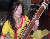 Karina the Sitarist - Sitar Player