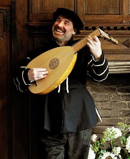 Ian the Minstrel - Medieval Minstrel