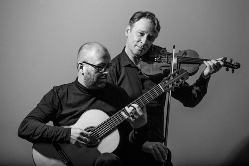 10 Strings - Guitar & Violin Duo