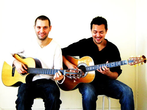 Acoustic Strings - Acoustic Guitar Duo