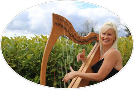 The Carlow Wedding Harpist - Harpist