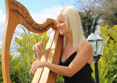 The Carlow Wedding Harpist - Harpist