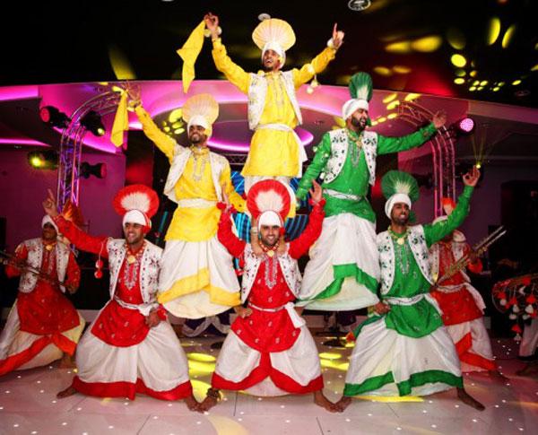Bhangra - Bhangra Dancers