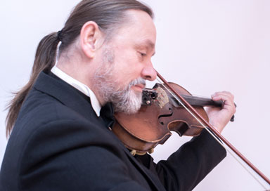 The Derbyshire Wedding Violinist - Solo Violinist