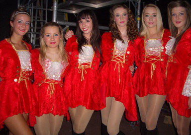 The Yorkshire Irish Dancers picture