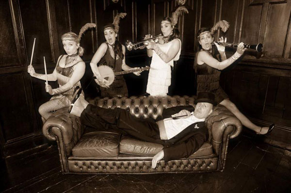 The Gatsby Band - Gatsby Themed Party Band