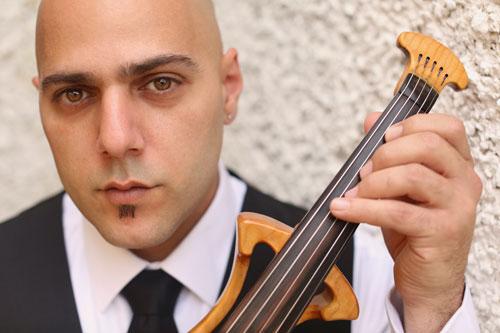 Antonio Antonevris - Contemporary Violinist