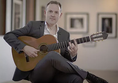 David Lawrence - Flamenco Guitarist