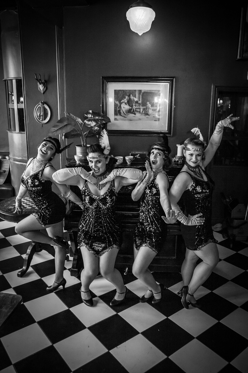 The Bristol Gatsby Dancers - 1920's Dancers