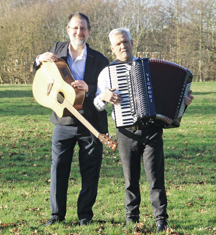 Norfolk Swing - Swing and Eastern European Duo