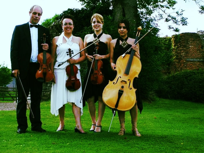 The Norfolk String Quartet - String Quartet