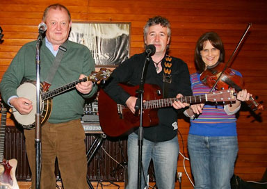 The Donegal Trad Band - Irish Band