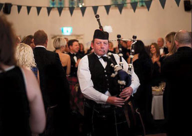 The Devon Bagpiper - Bagpiper