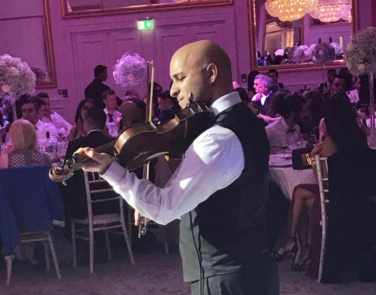 The London Wedding Violinist - Wedding Violinist