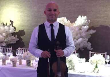 The London Wedding Violinist - Wedding Violinist