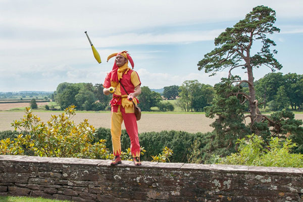 The Midlands Jester - Jester, Entertainer & Circus Performer