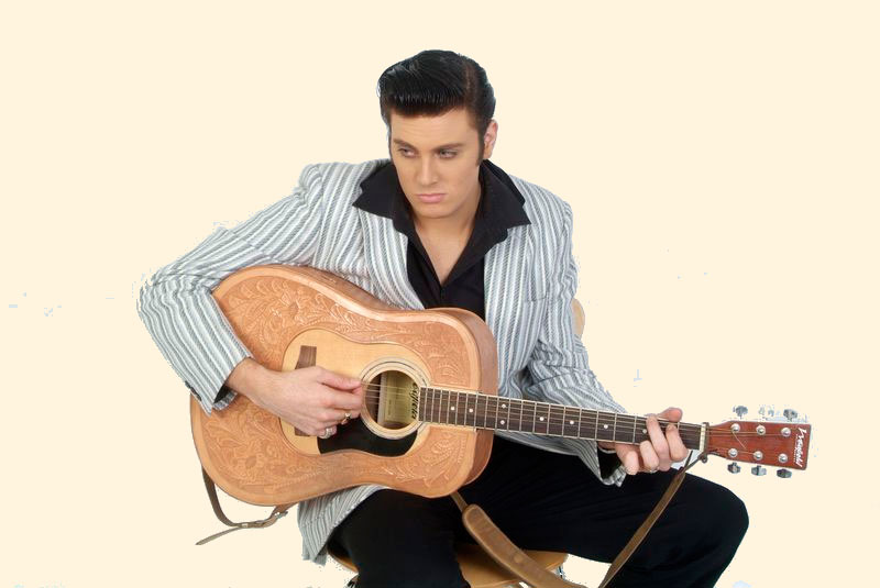 The Kent Elvis Tribute  - Elvis Tribute
