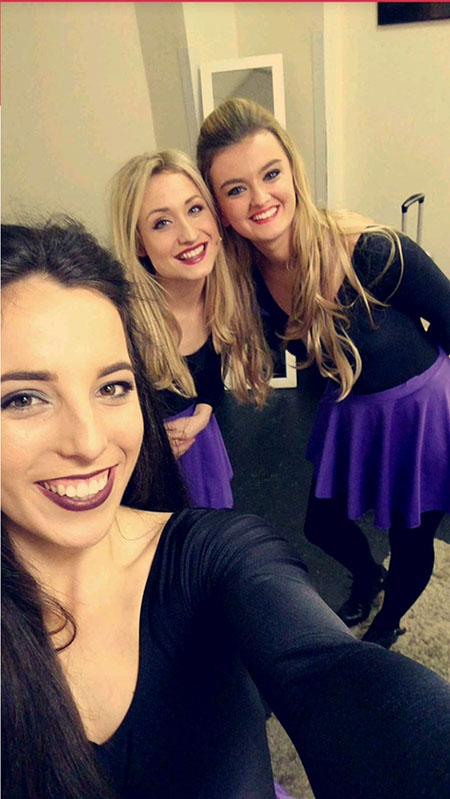 Ceili & Craic Experience - Irish Dancers