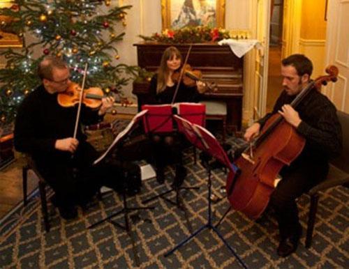 L'Inviti String Quartet - String Trio & Quartet