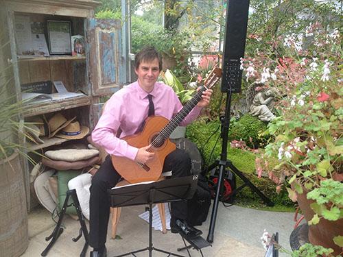 The Lancashire Wedding Guitarist - Spanish/Classical Guitarist