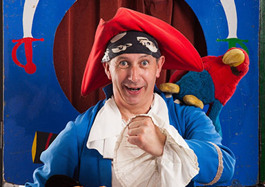 The Captain - Children's Entertainer