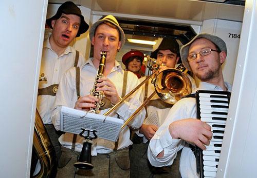 The Bavarian Band - Oompah Band