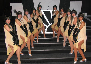 The 1920's Flapper Dancers picture