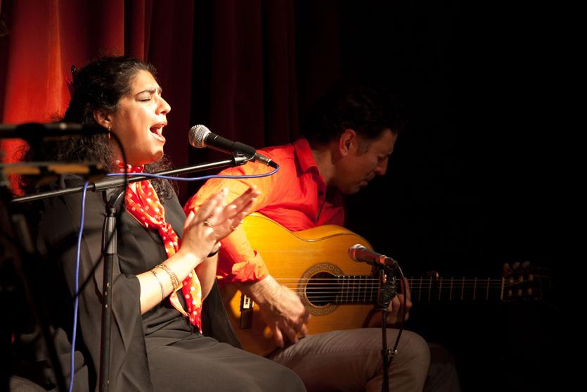 The London Flamenco Duo - Flamenco Dancer & Guitarist
