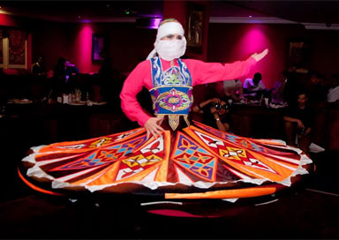 The Tanoura Dancer - Tanoura Dancer
