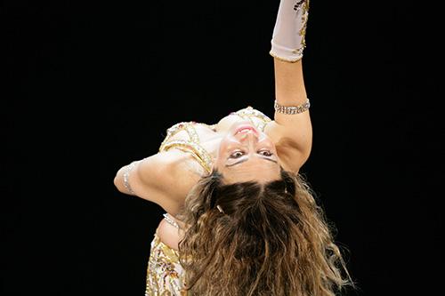 Hawi - Belly Dancer