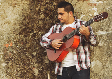 The Spanish Flamenco Singer - Spanish/Flamenco Singer and Guitarist