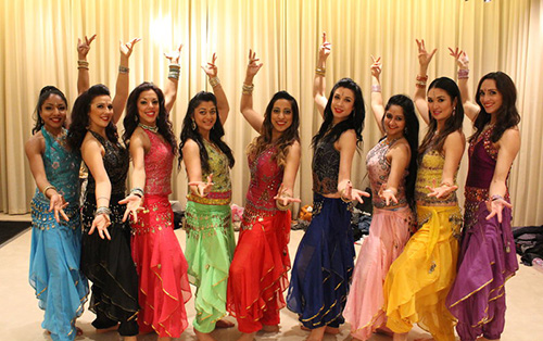 The Secret Bollywood Dancers Show - Bollywood Dancers