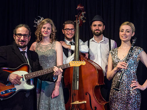 The Anglo-Italian Swing Band - Italian Swing Band